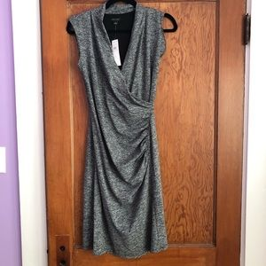 Ann Taylor Stretch Sporty Dress